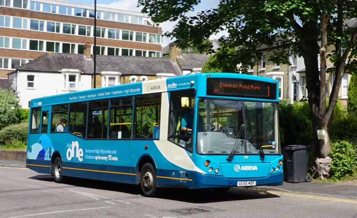 Arriva the Shires MAN 14.220 MCV Evolution 3743