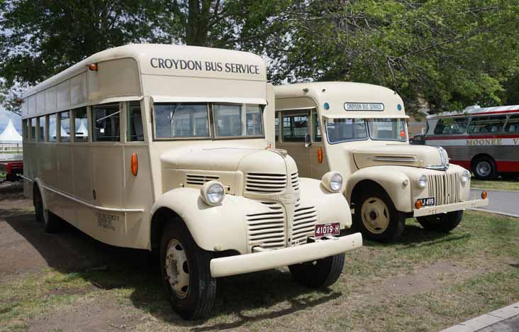 Croydon Bus Service Dodge & Ford
