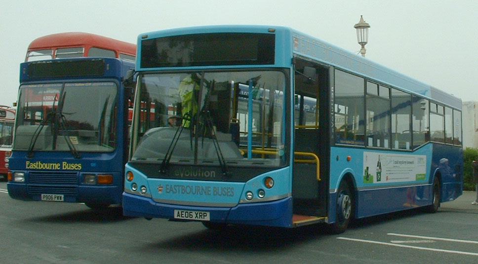 Eastbourne Buses Showbus Photo Gallery South Of England