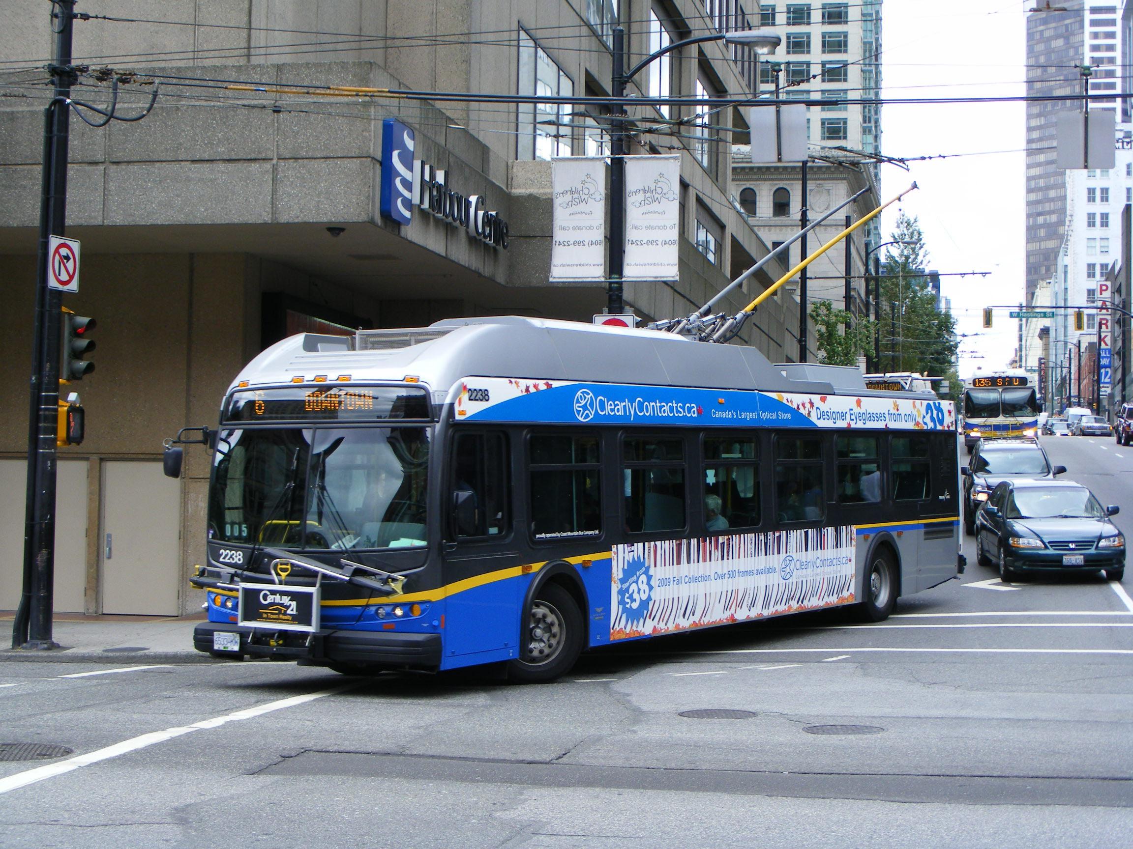 Canada Showbus International Bus Image Gallery Coast