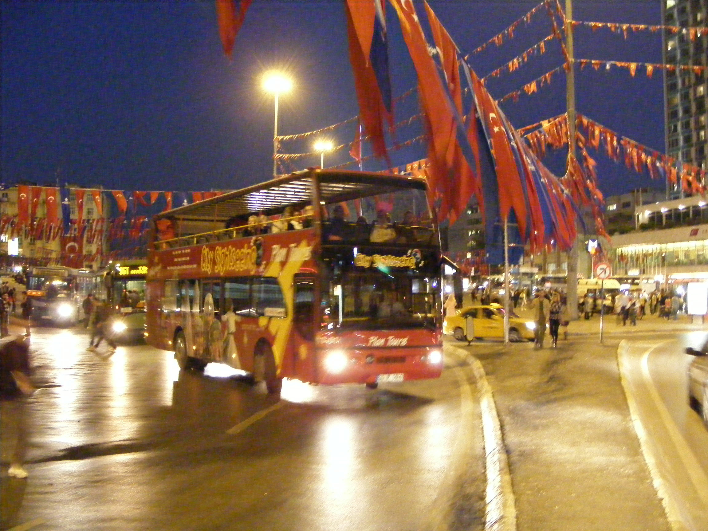 City Sightseeing Istanbul Cobra
