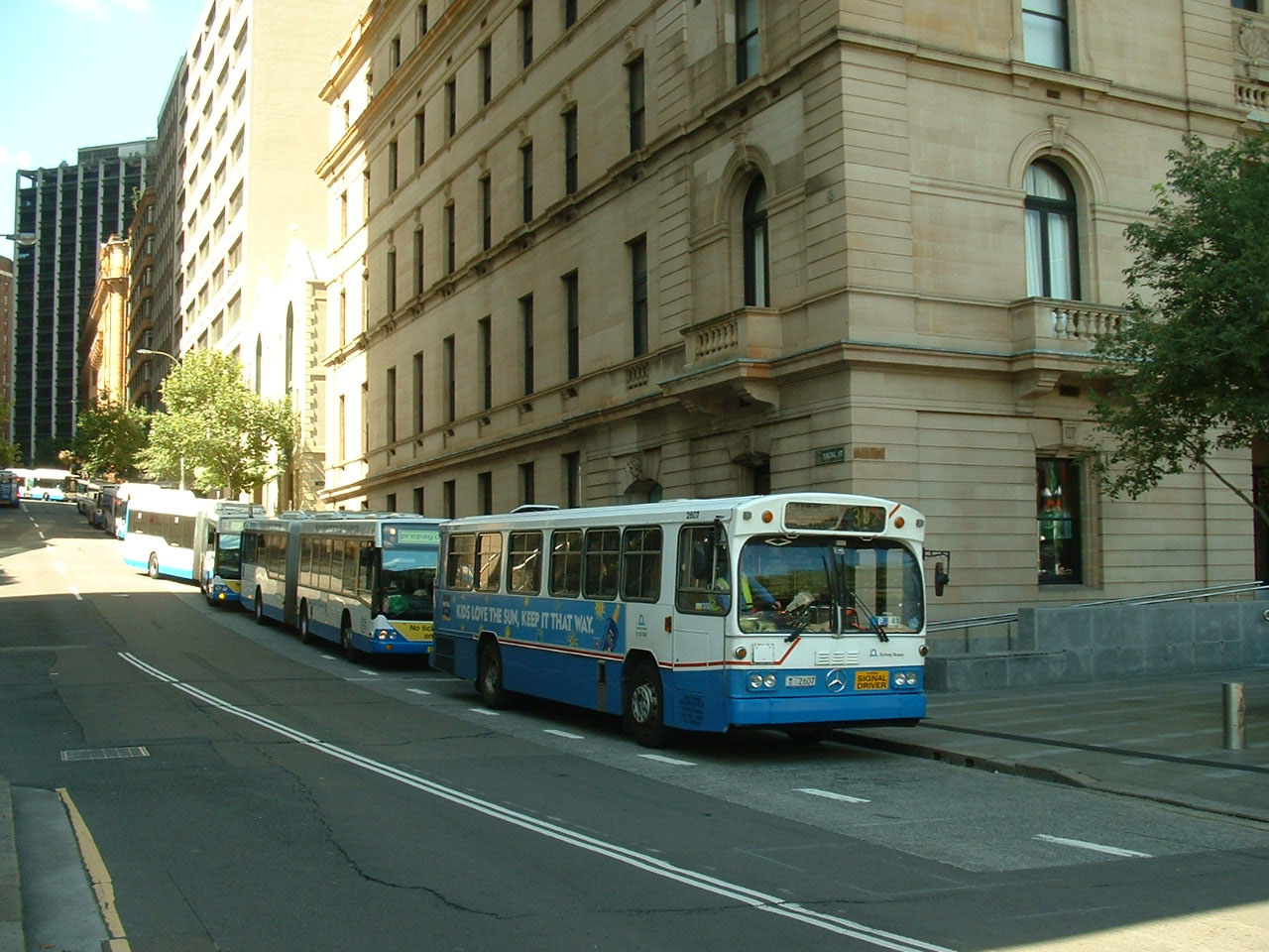 Sydney buses showbus international photo gallery australia for Mercedes benz sydney service