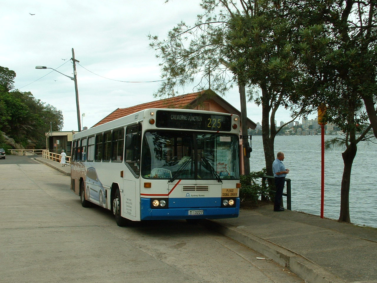 Sydney Buses Mercedes O405 PMC 3227