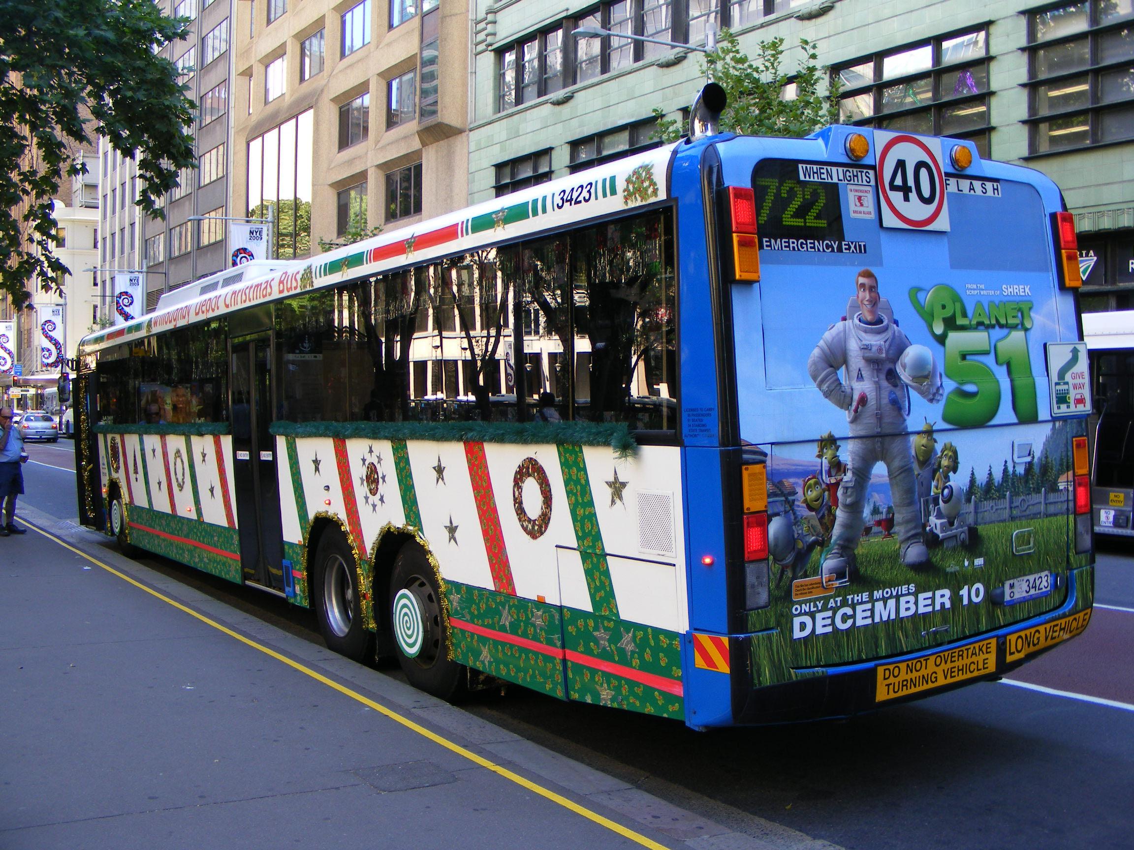 Sydney Buses - australia.SHOWBUS.com PHOTO GALLERY
