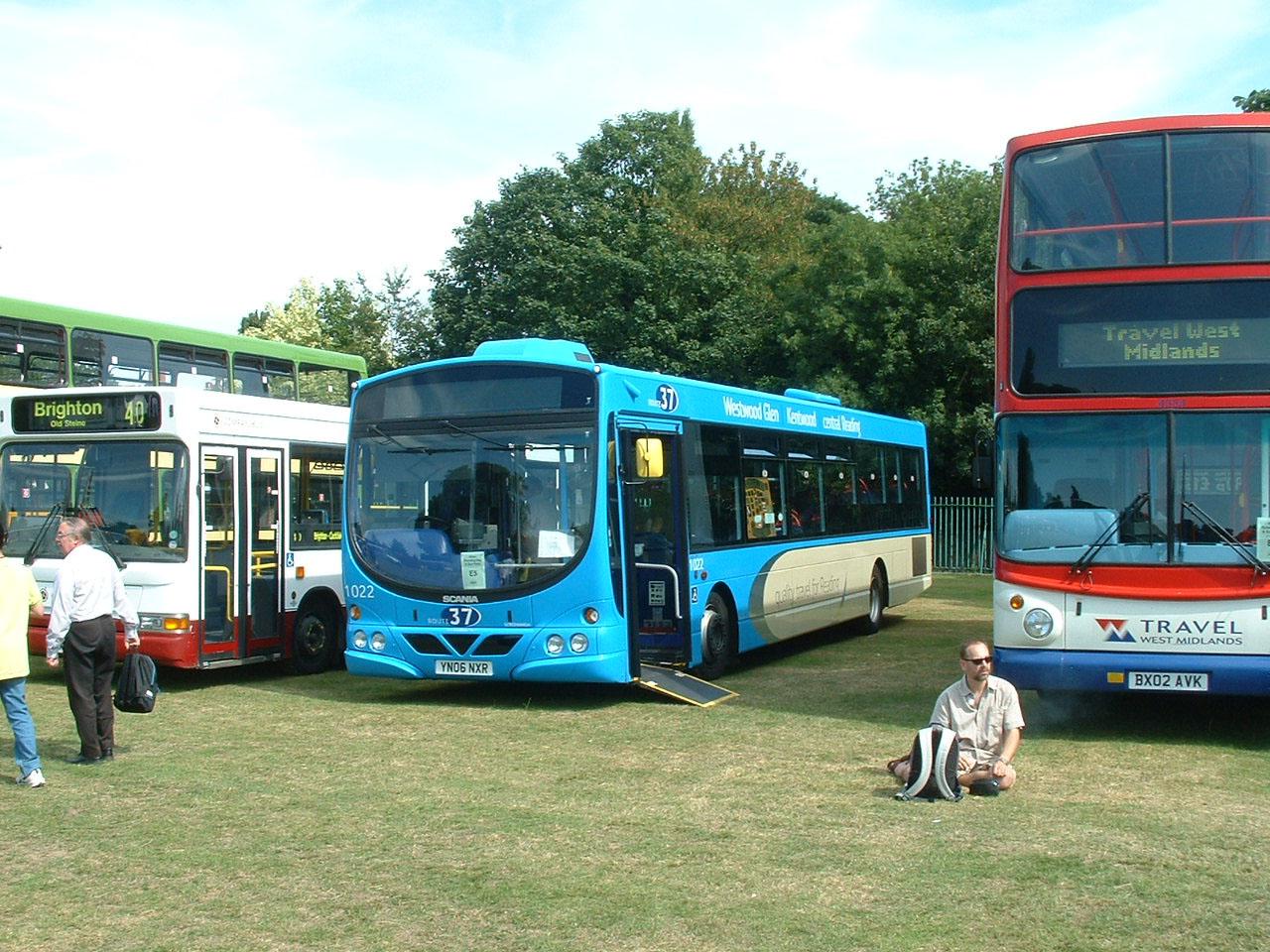 Scania L94ub Pt 2 Brisbane Transport Bus 677 Scania L94ub Cng Zf Scania L94ub Wright Eclipse