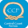 Central Coast Ferry Service website