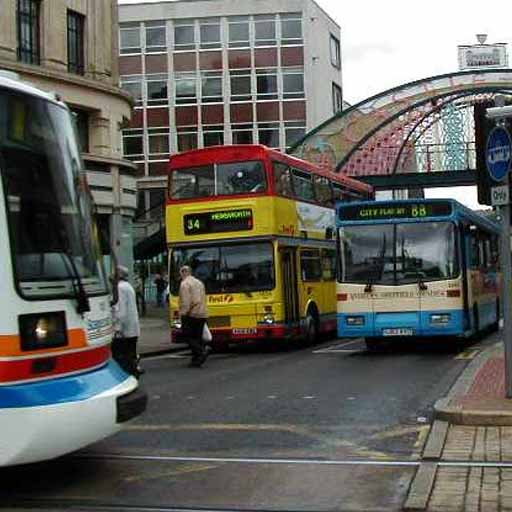 Yorkshire & Lincolnshire bus images