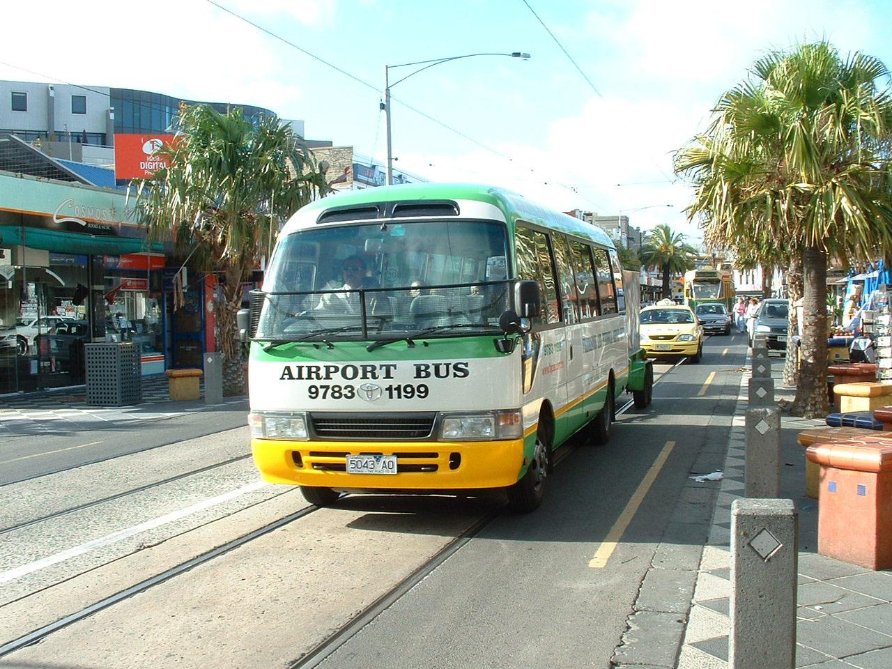 Fapas Airportbus Bus Image Gallery Australia Showbus Com