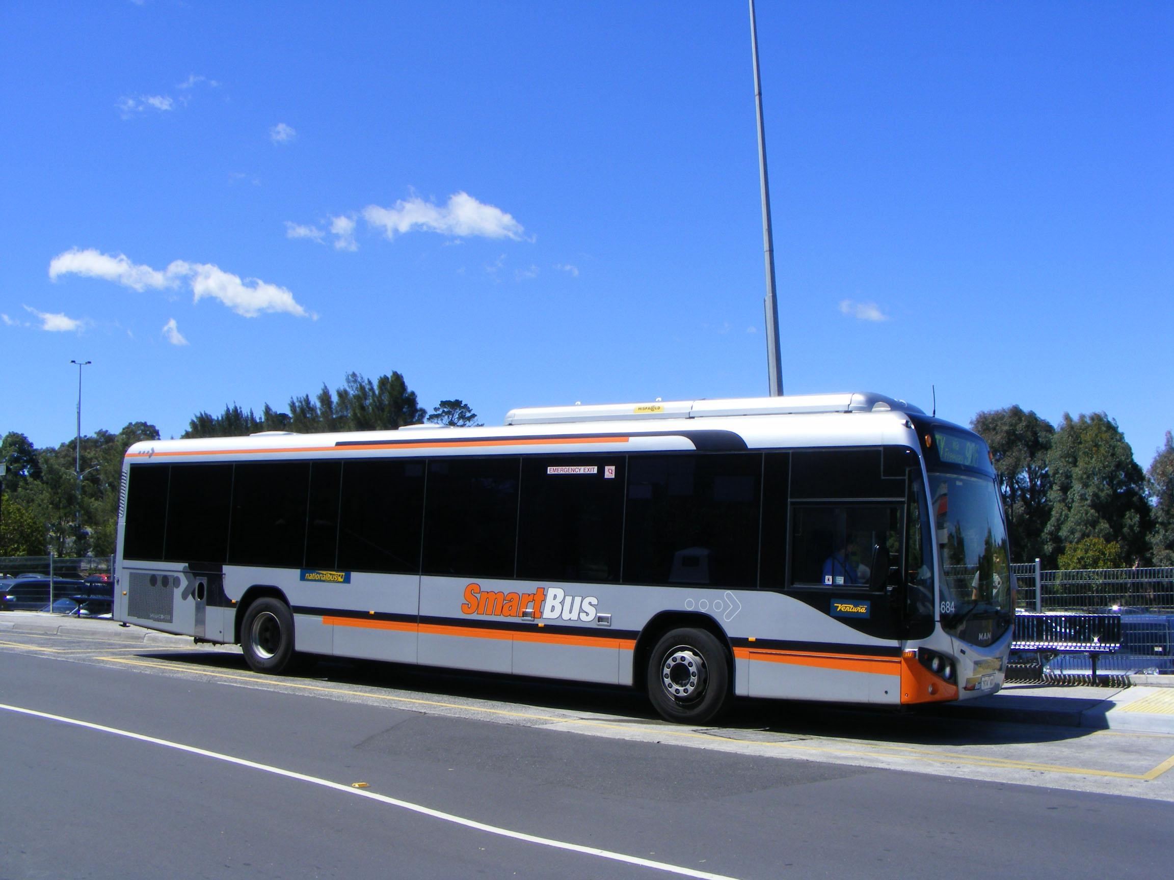 Ventura Smartbus - australia.SHOWBUS.com BUS IMAGE GALLERY ...