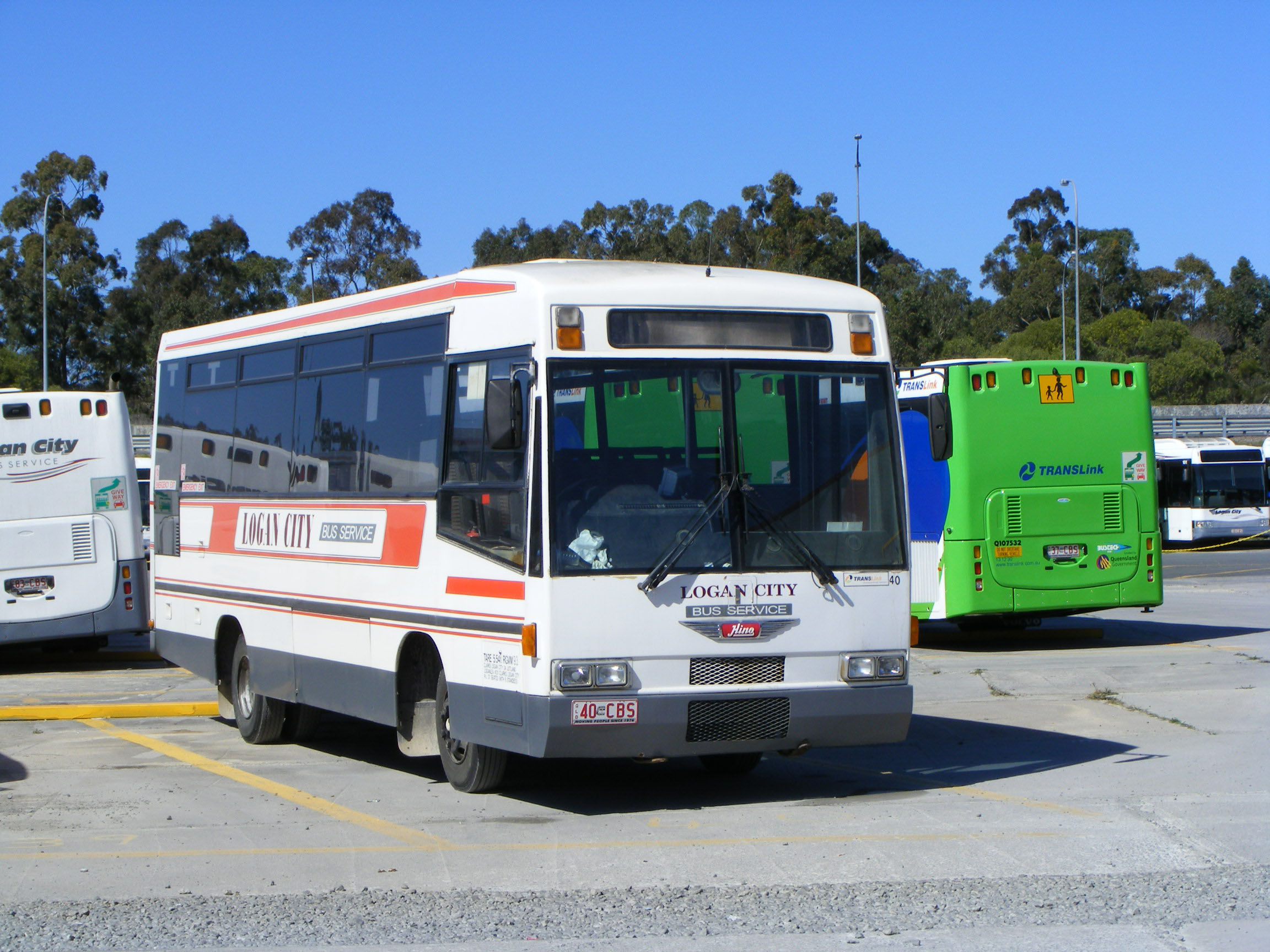 australiaSHOWBUScom BUS IMAGE GALLERY   Logan City Bus Service yIu2mdXz