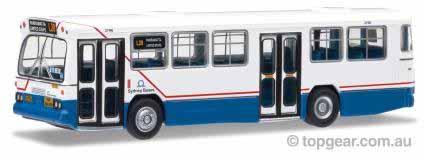 Trax Showbus Australia Model Bus Pages