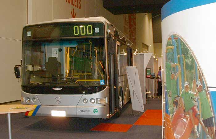Exhibition Stand Builders Australia : Transperth australia showbus photo gallery