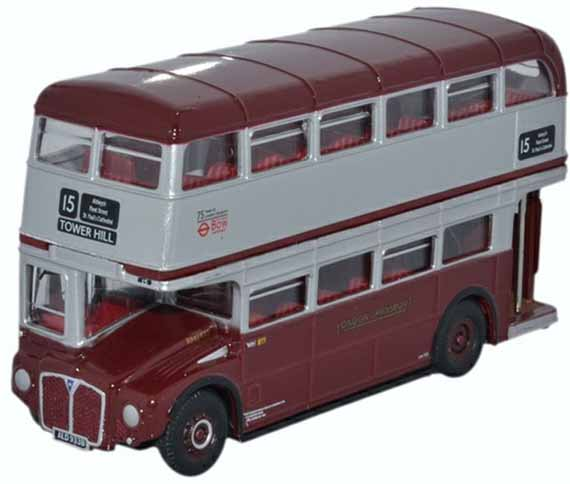 Bow Centenary Routemaster