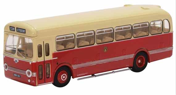 County Donegal Railways Saro Bus