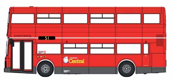 London Central Volvo Olympian Northern Counties