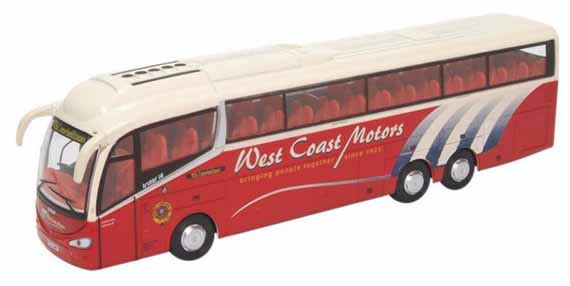 West Coast Motors Irizar i6