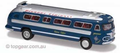 Trux Pioneer Ansair Flxible Clipper