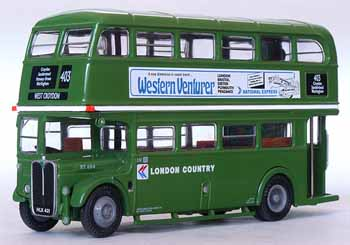34105 AEC 3RT LONDON COUNTRY.