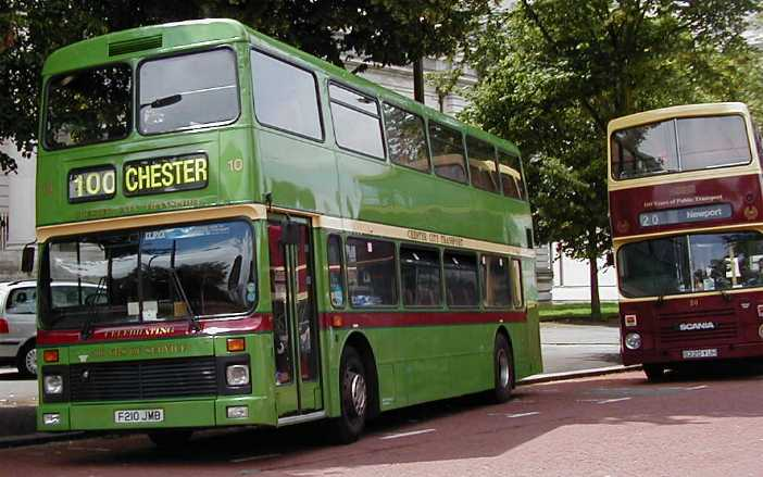 Chester City Transport