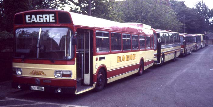 Eagre Alder Valley Leyland National