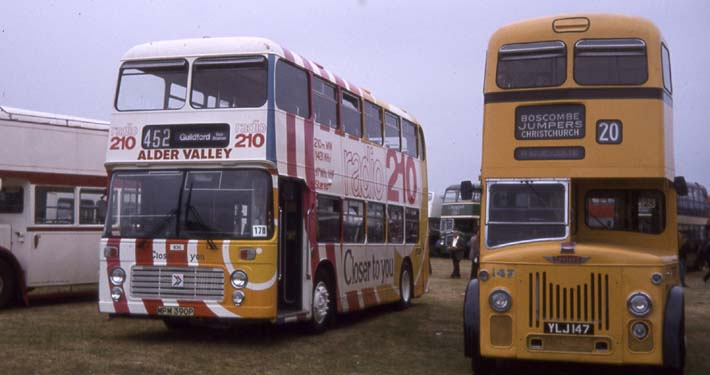 Bournemouth Corporation Leyland Titan PD3