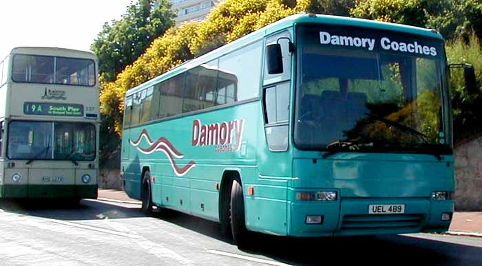Damory Coaches Volvo Plaxton
