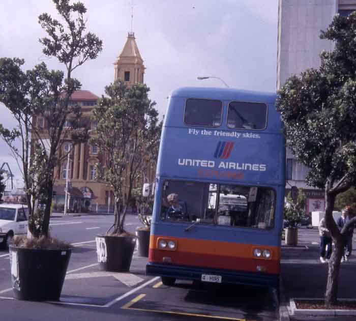 United Airlines Leyland Atlantean