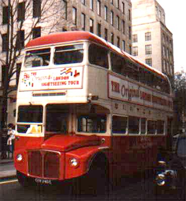Original London Sightseeing Tour RCL Routemaster