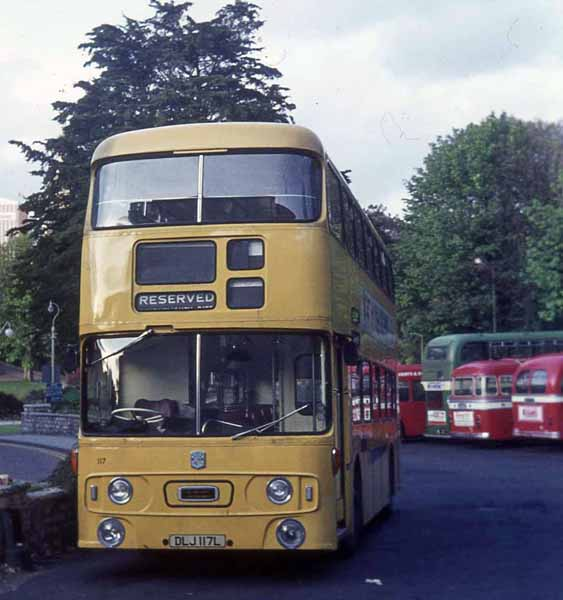 Bournemouth Corporation Daimler Fleetline Alexander