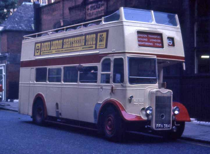 Original London Sightseeing Tour East Kent Guy Arab FFN384