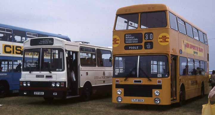 Bournemouth Yellow Buses Leyland Olympian