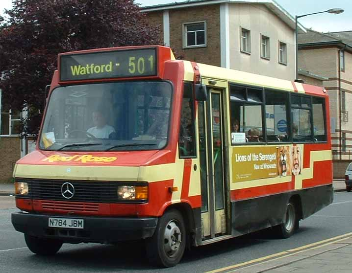 Red rose travel showbus photo gallery for Mercedes benz service hempstead