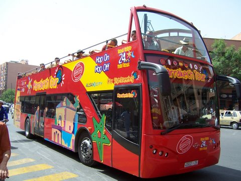 City Sightseeing Morocco