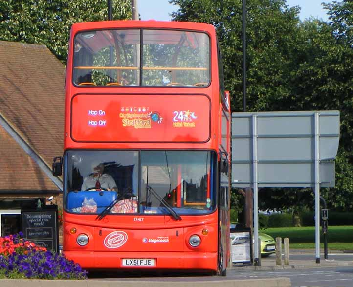 Stratford upon avon bus tour