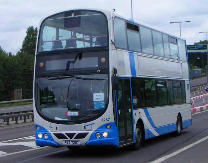 IRISH SHOWBUS BUS IMAGE GALLERY - Ulsterbus