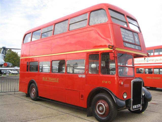 London Transport RTW75