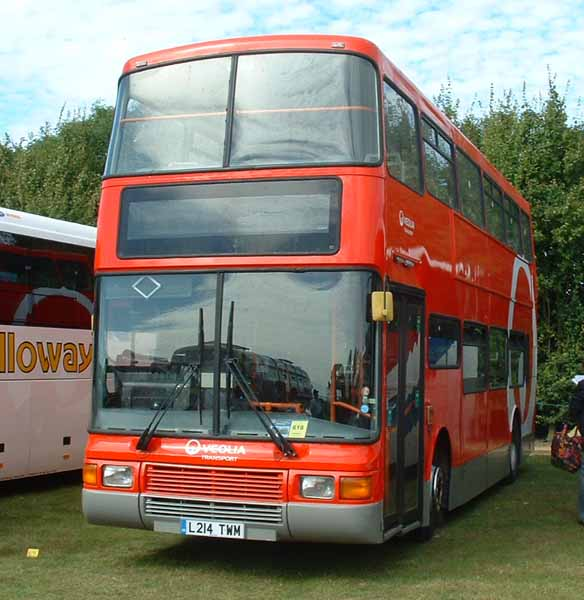 Veolia Volvo Olympian Northern Counties