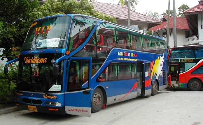 Sridhana Unique Showbus International Bus Image Gallery