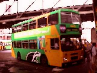 Badgerline Volvo Citybus
