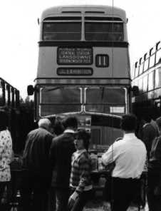 Bournemouth Corporation Leyland Titan