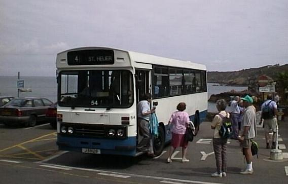Jersey Bus