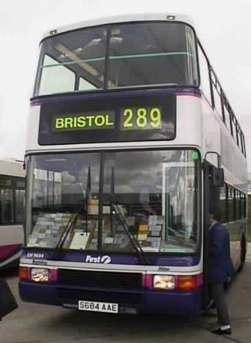 First Bristol Olympian S684AAE