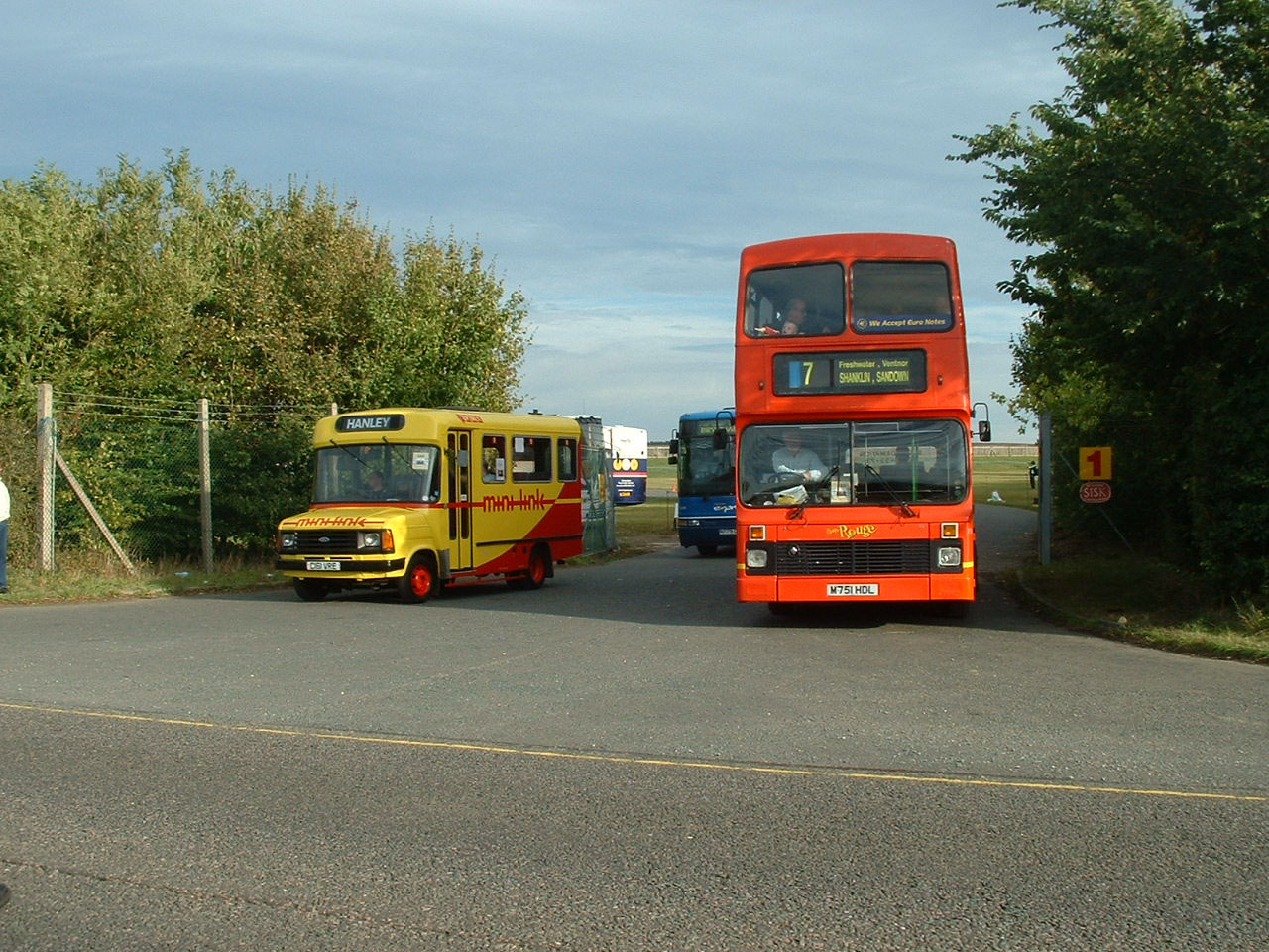 Southern Vectis Showbus Bus Iamge Gallery South Of England