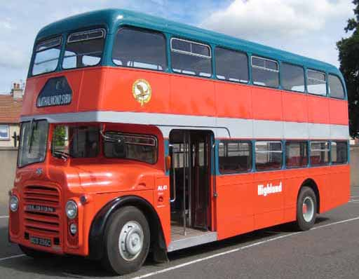 Northern Scottish Buses