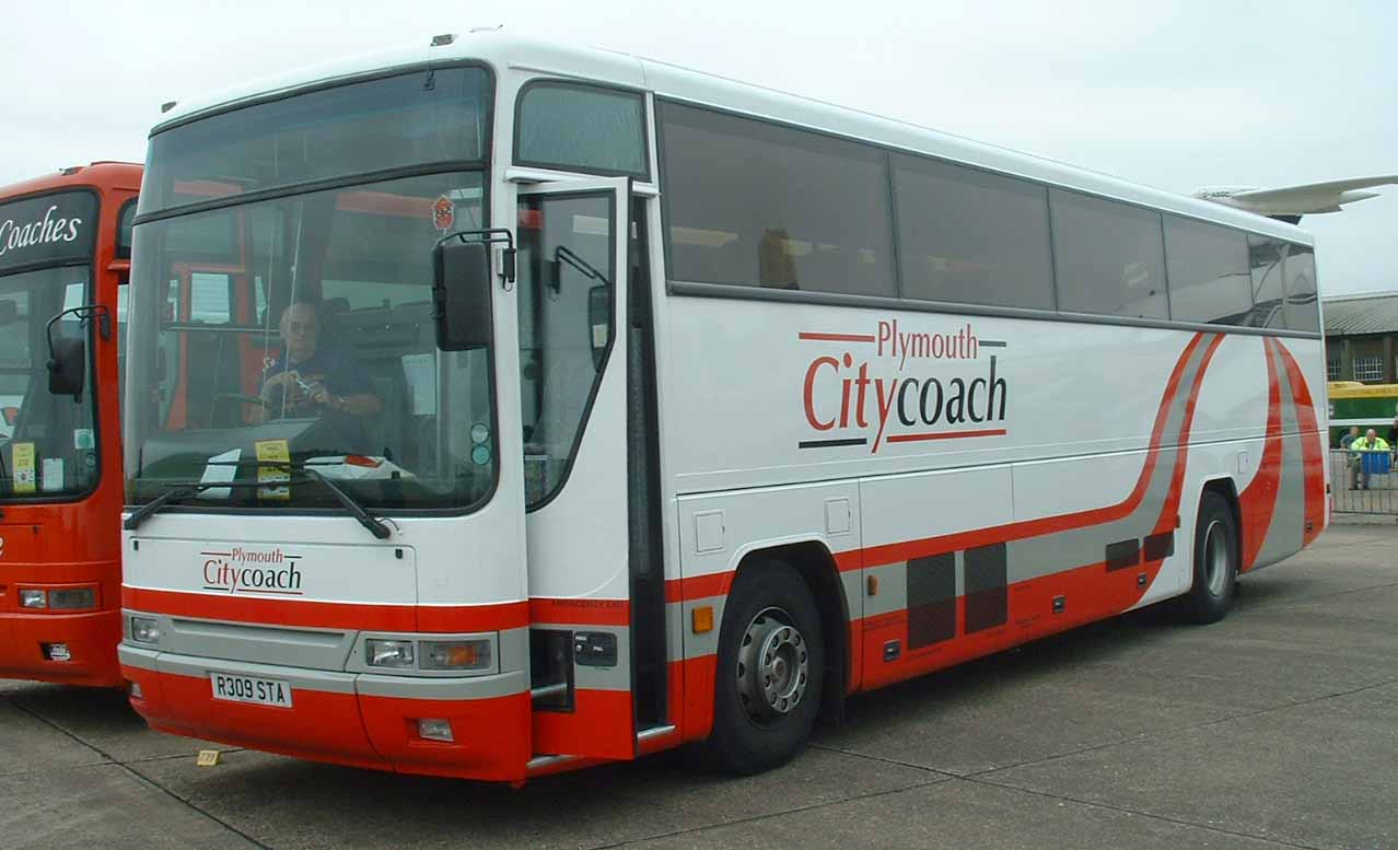 The showbus plymouth citybus gallery for Country plans com