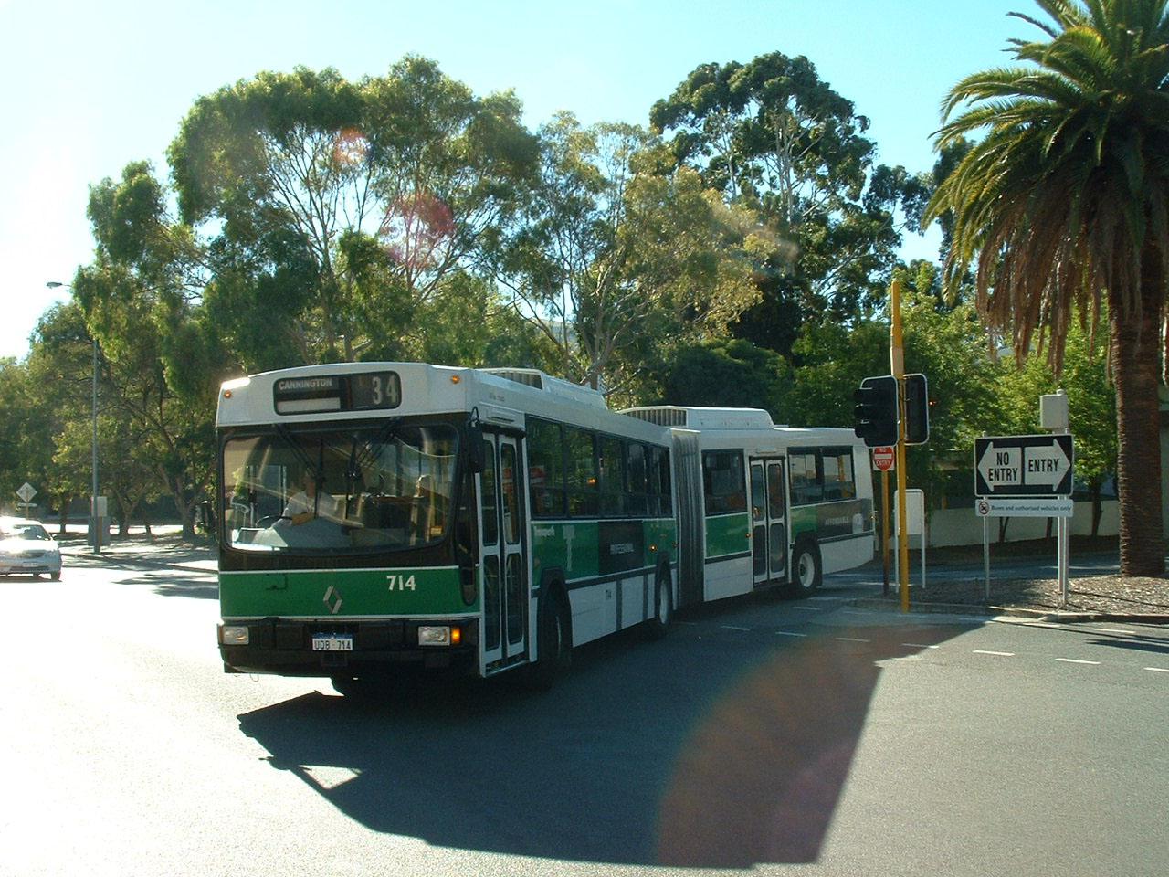 Transperth Australia Showbus Com Bus Image Gallery