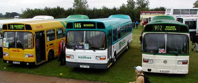 Thames Valley Driver Training Leyland National