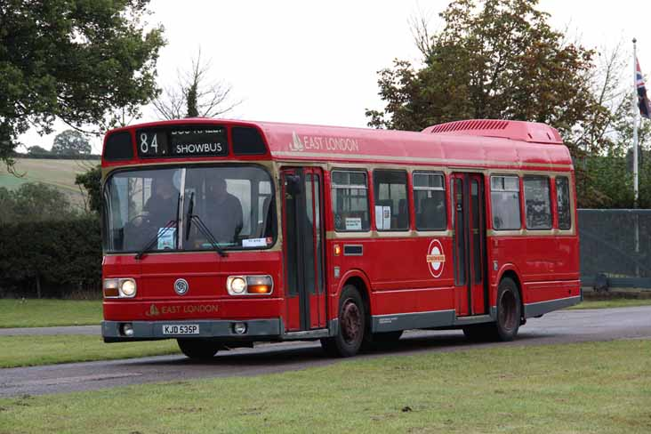 East London Leyland National LS35