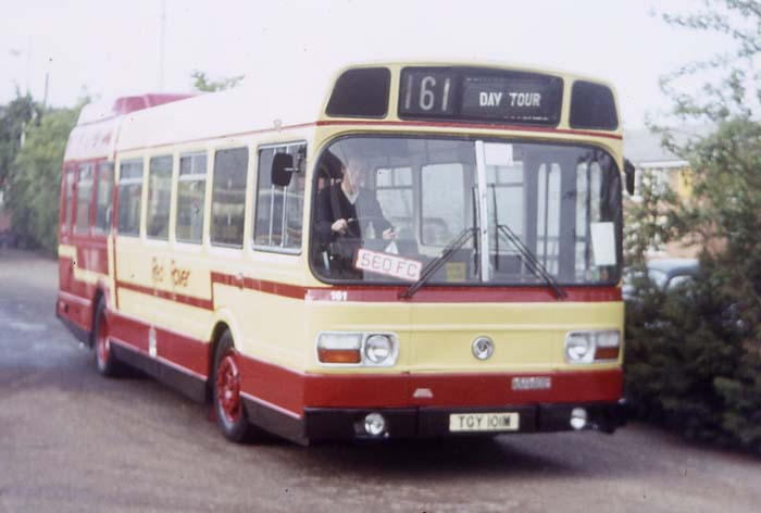 Red Rover Leyland National 161