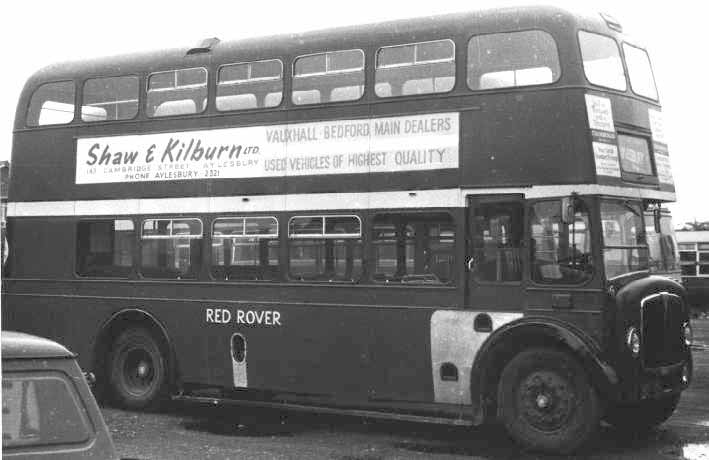 Red Rover Showbus Bus Image Gallery